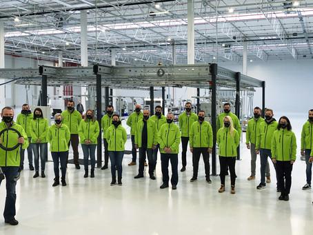 Phoenix Contact E-Mobility inicia la producción en su nueva sede de Rzeszów, Polonia