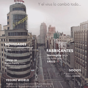Voice, la revista que da voz al Grupo Fegime