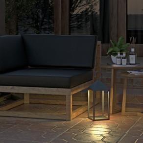 Cómo hacer más atractiva mi terraza con una buena iluminación con Novolux