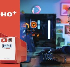 SPS Soho +, el SAI de Salicru ideal para gamers