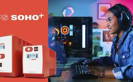 SPS Soho +, el SAI de Salicru ideal para gamers