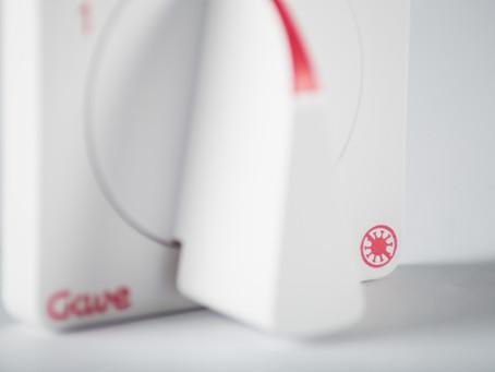Gave Electro lanza una gama antimicrobiana para sus interruptores y conmutadores de levas