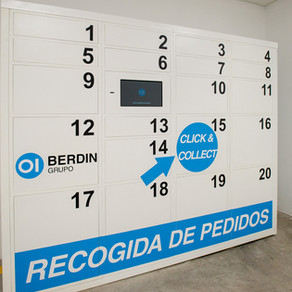 Berdin Grupo inaugura nuevo servicio de recogida de pedidos Click & Collect