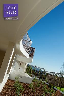 Architecture-promoteur immobilier-cote sud promotion