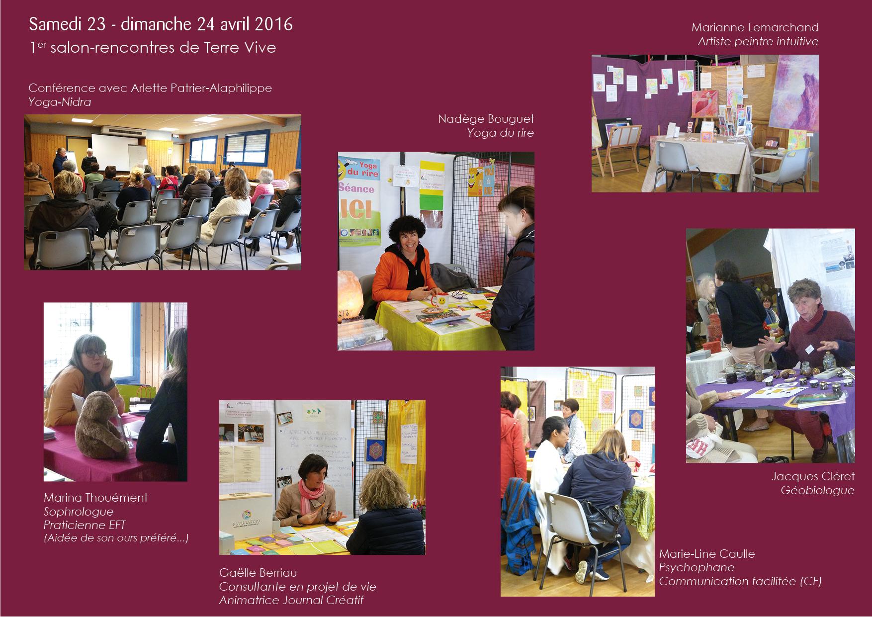 Montage 1er salon 20163