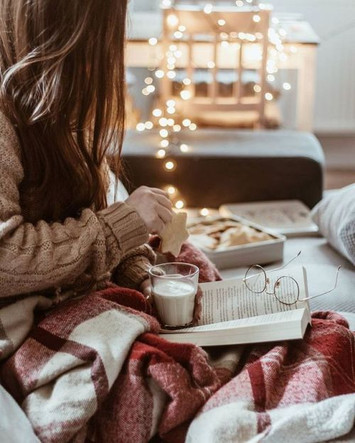 6 ways to Slow-Down during the Holidays