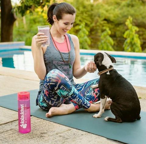 Ex-beauty queen's tips for healthy living. Ft. Adriana Dorn