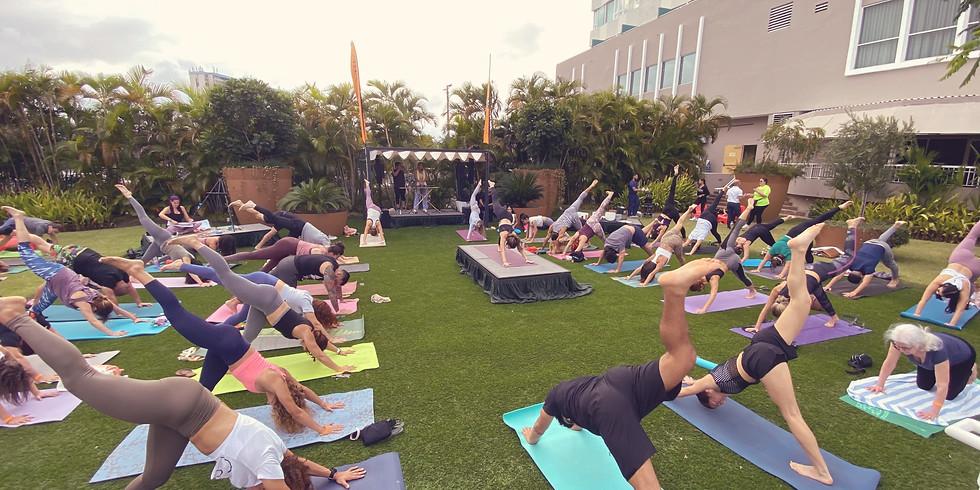 Yoga & Beats Wellness Wonderland