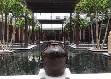 Spa month in Miami. Ft. The Setai Spa in Miami Beach