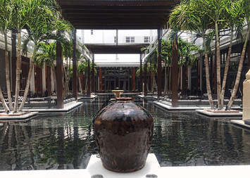 Spa month in Miami. Ft. The Setai Spa in Miami Beach