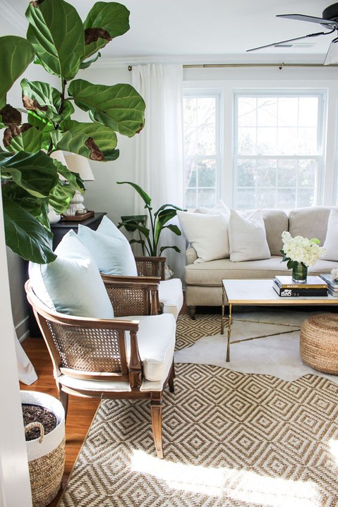 5 steps for a more Zen home