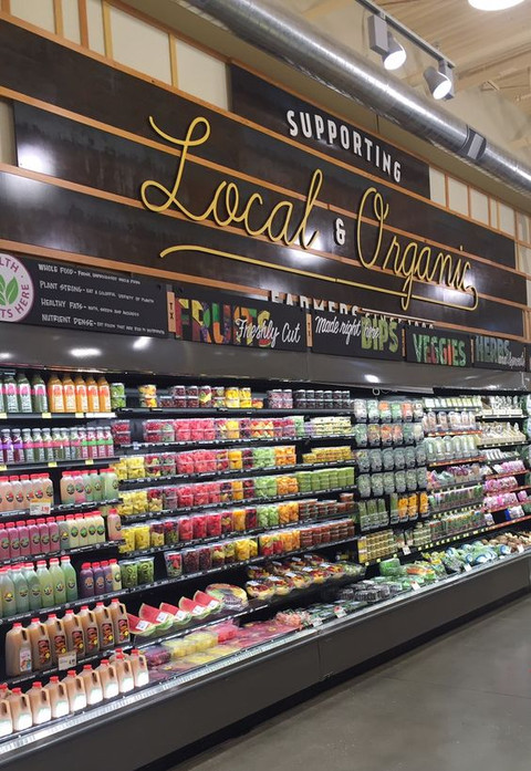4 changes resulting from the Whole Foods-Amazon merge