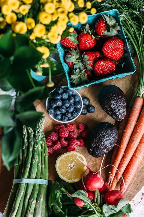 Five Reasons To Include More Raw Food In Your Diet