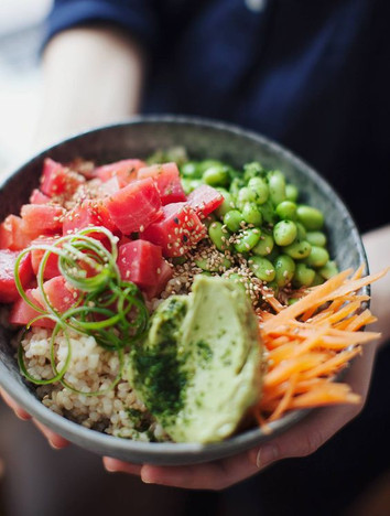 Best quick & healthy lunch spots in Miami
