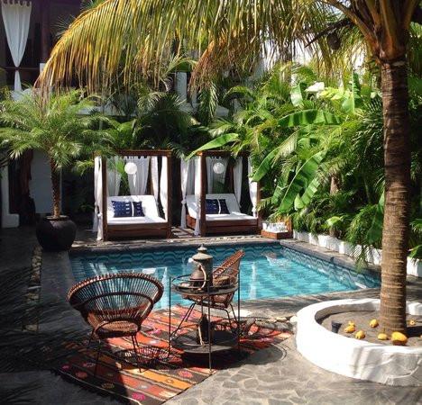 Tribal Hotel - A Bohemian-Chic Gem in Granada, Nicaragua.