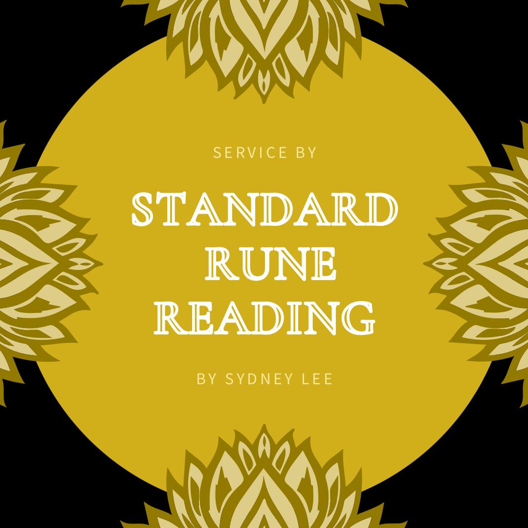 Standard Rune Reading