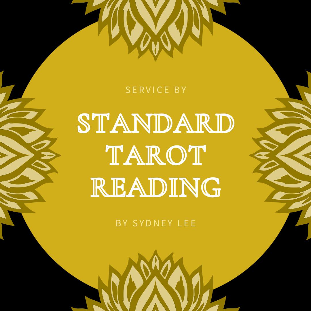 Standard Tarot Reading