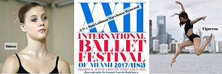 XXII International Ballet Festival of Miami Performers