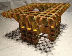 Corrugated Table