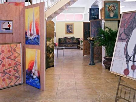 Reclaim Studio Workshop and  New online Shop for Art & Antiques