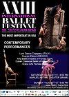 Contemporary Performances program 3 and