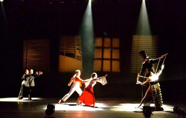Tango Axis performance