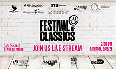 Festival of Classics 2021 Flyer Image
