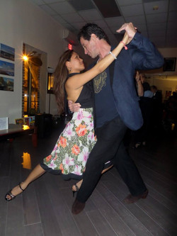 Tango in the Gallery