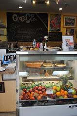 Original pop up cafe in the Grace Arts Center 2008