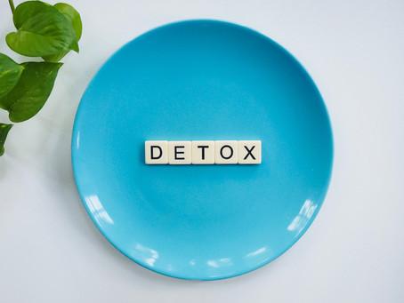 Productos detox, detoxificar, depurar ¿Resulta necesario?