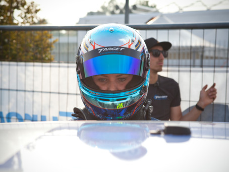 Jessica Bäckman recovers from back of the grid to finish P19 in Monza race 2