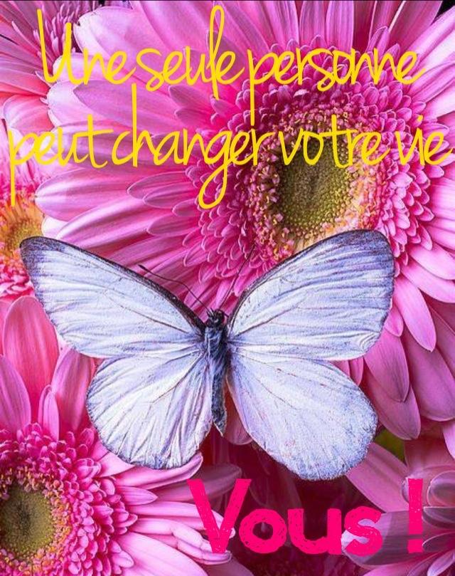 changer votre vie
