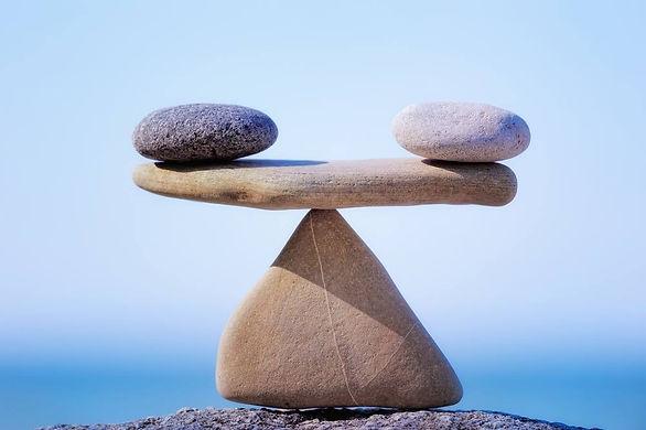איזון פיזי, מנטאלי, רגשי, אינרגטי