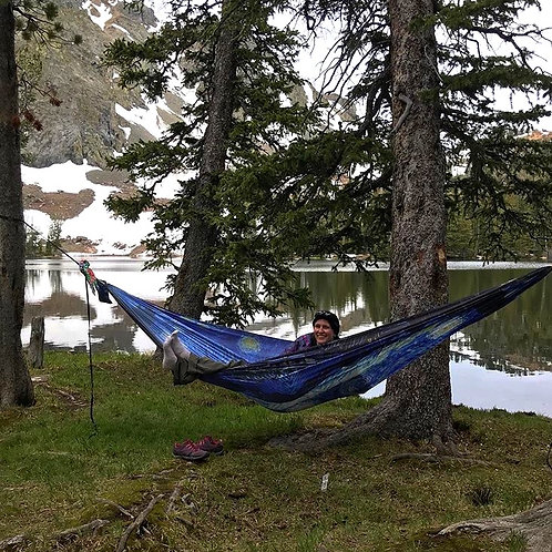 11' Backwoods Hammock-No Bugnet