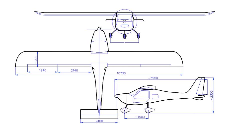 Tooaz aircraft drawings