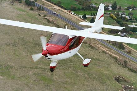 TOPAZ light sport aircraft