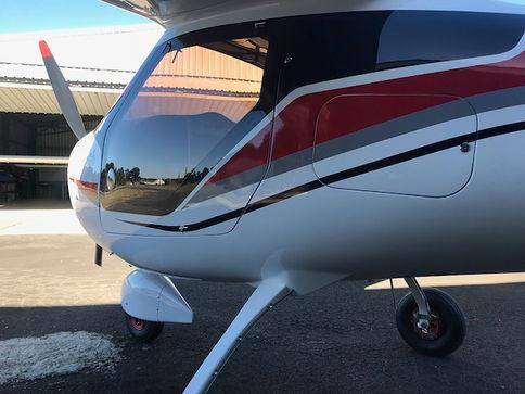 New TOPAZ arrives at Riddell Airfield