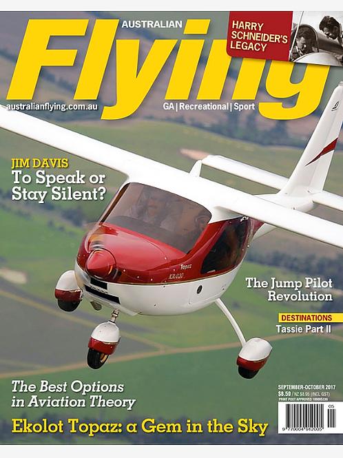 Australian Flying Magazine