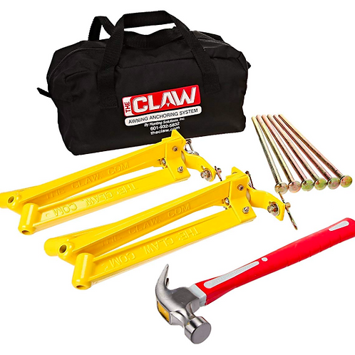 Aircraft Tie-Down Kit twin pack with carry bag