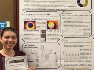 Poster Prize for Emily