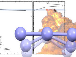 New Paper - Predicting Impact Sensitivity of Energetic Materials