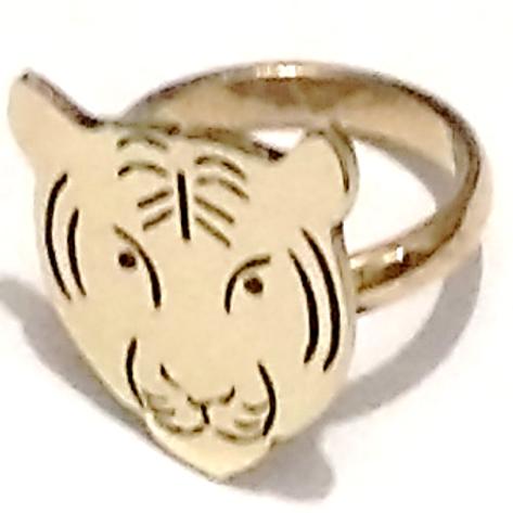 Anillo Tigre