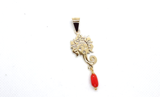 Amuleto Ganesha