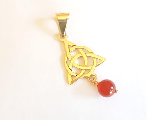 Amuleto Triqueta