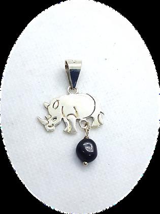 Amuleto Rinoceronte