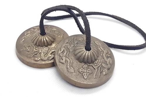 Címbalos tibetanos
