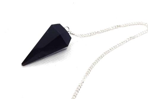 Péndulo obsidiana