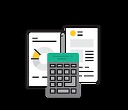 Ajuda a especificar o quantitativo e orçamento dos materiais necessários para a obra.