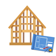 Define as dimensões e também qual o tipo de estrutura mais adequada para seu projeto.