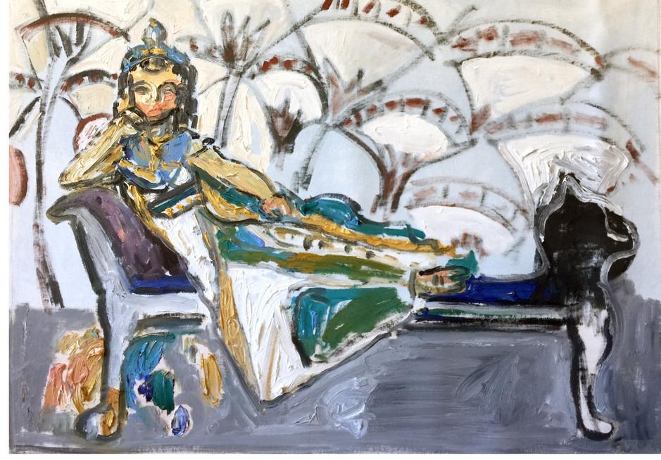 Amneris, From Aida